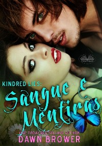 Cover Kindred Lies: Sangue E Mentiras