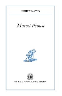 Cover Marcel Proust