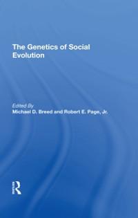 Cover Genetics Of Social Evolution