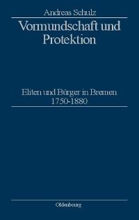 Cover Vormundschaft und Protektion