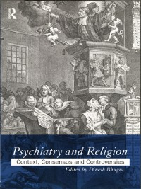 Cover Psychiatry and Religion