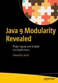 Cover Java 9 Modularity Revealed