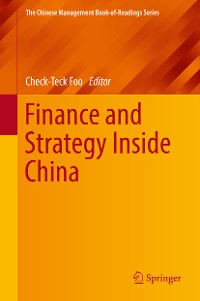 Cover Finance and Strategy Inside China