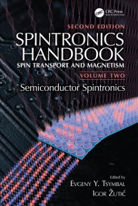 Cover Spintronics Handbook, Second Edition: Spin Transport and Magnetism