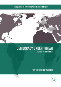 Cover Democracy under Threat