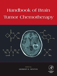 Cover Handbook of Brain Tumor Chemotherapy