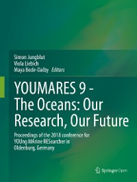 Cover YOUMARES 9 - The Oceans: Our Research, Our Future