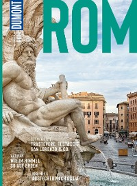 Cover DuMont BILDATLAS Rom