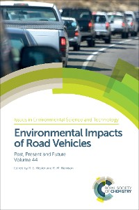 Cover Environmental Impacts of Road Vehicles