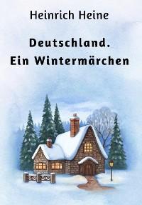 Cover Deutschland. Ein Wintermärchen