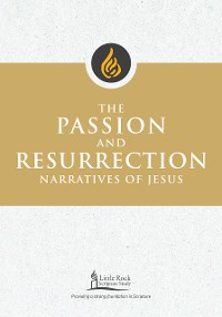 Cover The Passion and Resurrection Narratives of Jesus