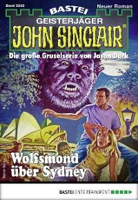 Cover John Sinclair 2092 - Horror-Serie