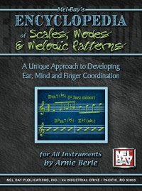 Cover Encyclopedia of Scales, Modes and Melodic Patterns