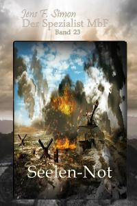 Cover Seelen-Not (Der Spezialist MbF 23)
