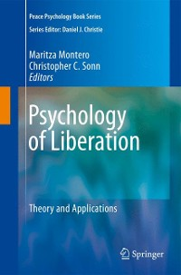 Cover Psychology of Liberation
