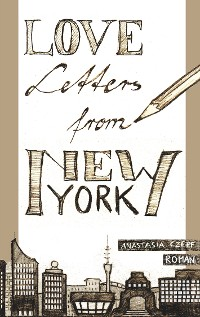 Cover Love Letters From New York