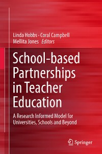 Cover School-based Partnerships in Teacher Education