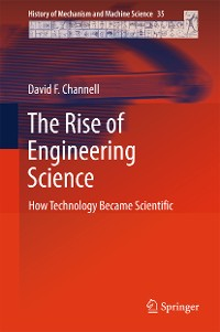Cover The Rise of Engineering Science