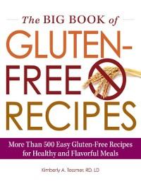 Cover Big Book of Gluten-Free Recipes