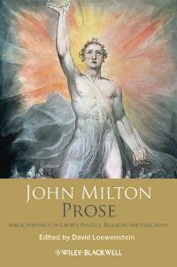 Cover John Milton Prose