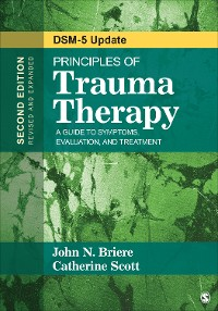 Cover Principles of Trauma Therapy