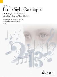Cover Piano Sight-Reading 2