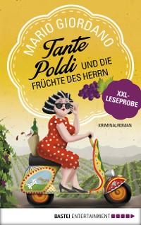 Cover XXL-Leseprobe: Tante Poldi und die Früchte des Herrn