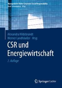 Cover CSR und Energiewirtschaft