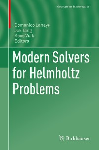 Cover Modern Solvers for Helmholtz Problems