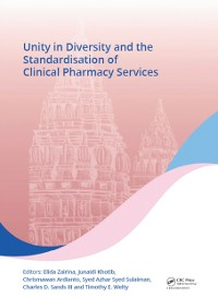 Cover Unity in Diversity and the Standardisation of Clinical Pharmacy Services