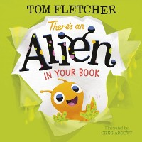 Cover There's an Alien in Your Book