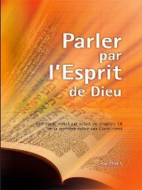 Cover Parler par l'Esprit de Dieu