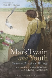 Cover Mark Twain and Youth
