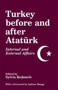Cover Turkey Before and After Ataturk