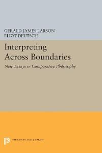 Cover Interpreting across Boundaries