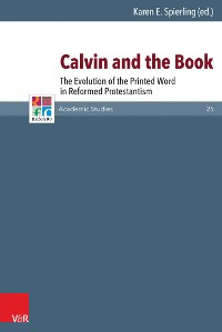 Cover Calvin and the Book