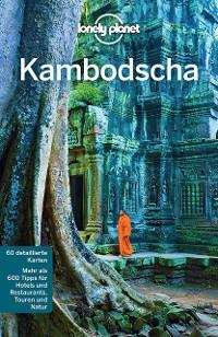 Cover Lonely Planet Reiseführer Kambodscha