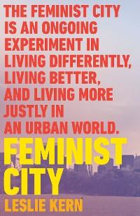 Cover Feminist City