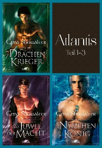 Cover Atlantis - Teil 1-3