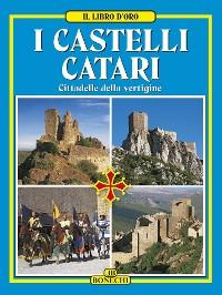 Cover Castelli Catari Libro Oro - Edizione Italiana