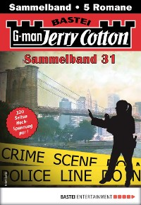 Cover Jerry Cotton Sammelband 31 - Krimi-Serie