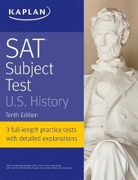 Cover SAT Subject Test U.S. History