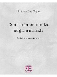 Cover Contro la crudeltà sugli animali