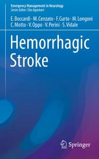 Cover Hemorrhagic Stroke