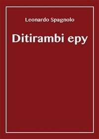 Cover Ditirambi epy
