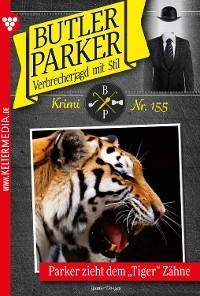 Cover Butler Parker 155 – Kriminalroman