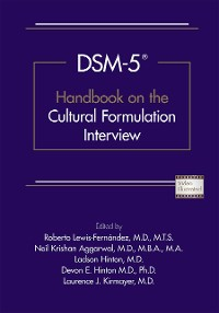 Cover DSM-5® Handbook on the Cultural Formulation Interview