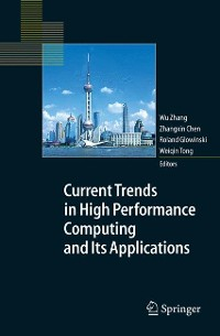 Cover Current Trends in High Performance Computing and Its Applications