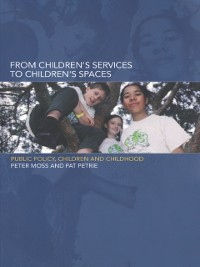 Cover From Children's Services to Children's Spaces