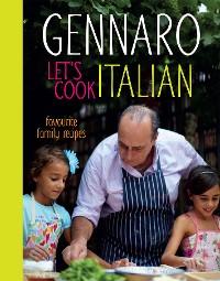 Cover Gennaro Let's Cook Italian